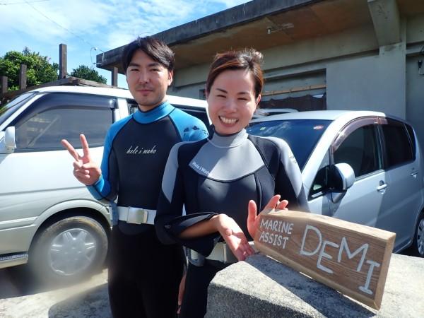 7月3日 宮古島!体験ダイビング日記!