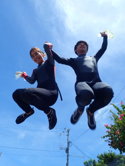 7月6日 宮古島!体験ダイビング日記!