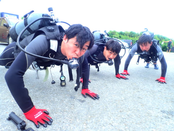 7月25日 宮古島!体験ダイビング日記!