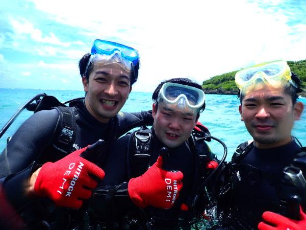 7月28日 宮古島!体験ダイビング日記!