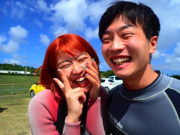 10月10日 宮古島!体験ダイビング日記!