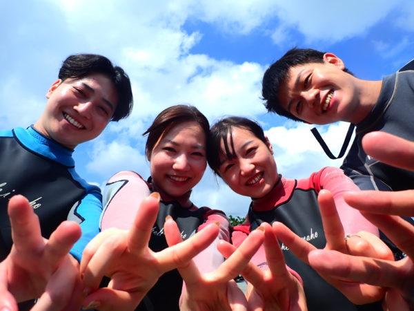 10月19日 宮古島!体験ダイビング日記!
