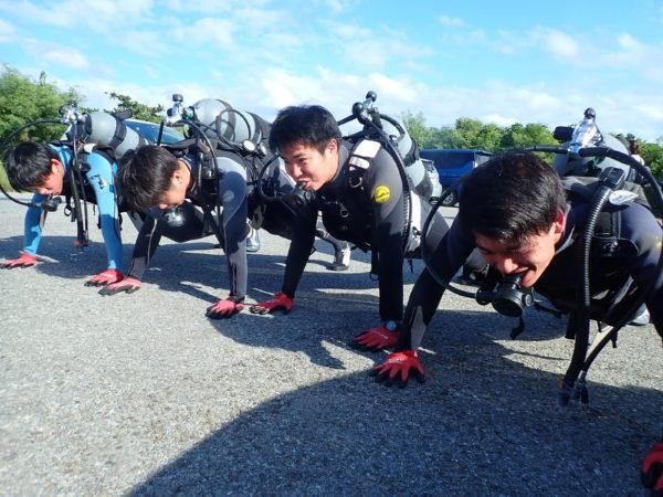 10月28日 宮古島!体験ダイビング日記!