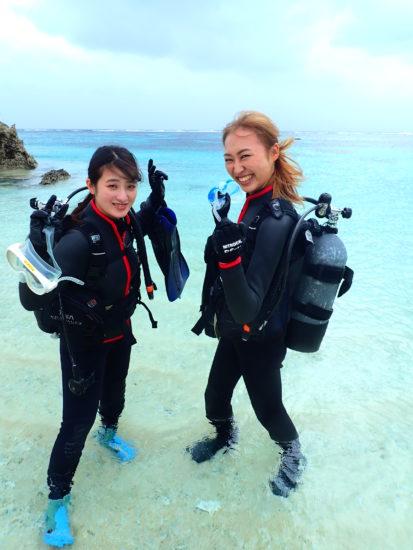 11月3日 宮古島!体験ダイビング日記!