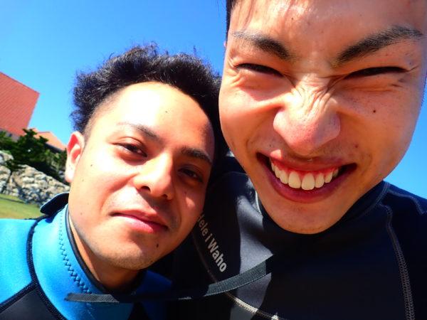 11月25日 宮古島!体験ダイビング日記!