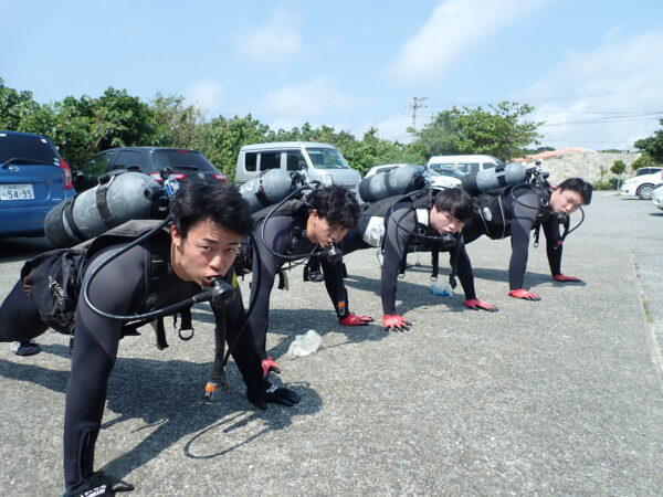 3月20日 宮古島!体験ダイビング日記!