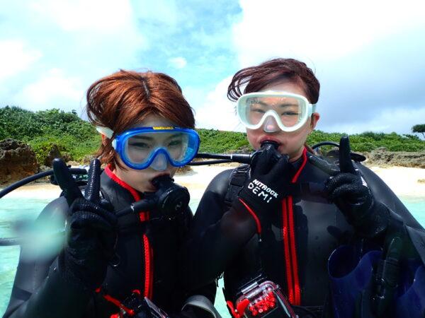 3月24日 宮古島!体験ダイビング日記!