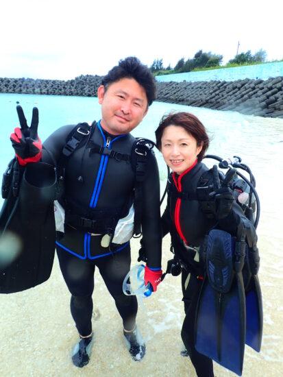 4月21日 宮古島!体験ダイビング日記!
