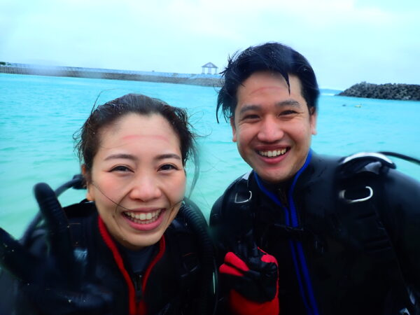 4月22日 宮古島!体験ダイビング日記!