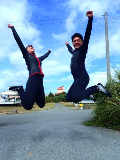 4月25日 宮古島!体験ダイビング日記!