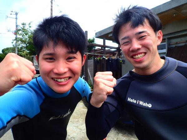 お客様の声 5月7日宮古島!体験ダイビングツアー!