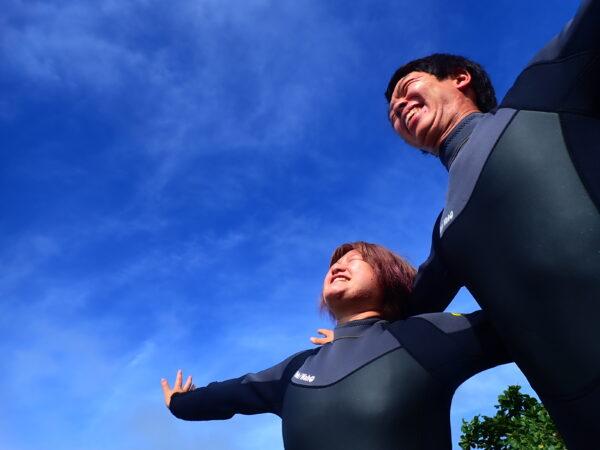 5月8日 宮古島!体験ダイビング日記!