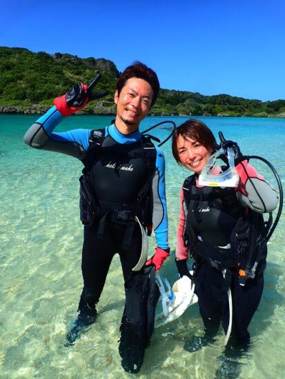 5月15日 宮古島!体験ダイビング日記!