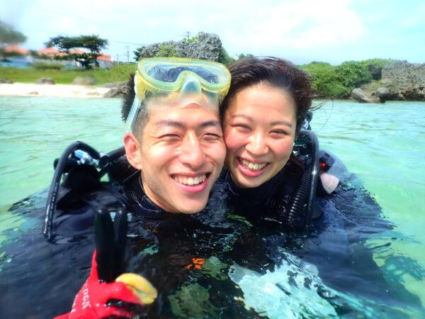5月21日 宮古島!体験ダイビング日記!