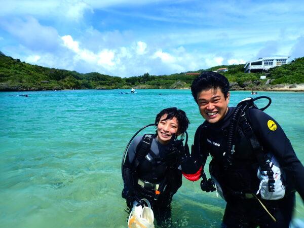 6月13日 宮古島!体験ダイビング日記!