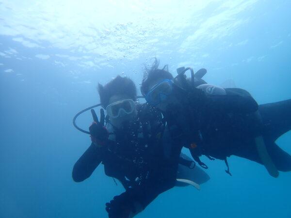 6月26日 宮古島!体験ダイビング日記!
