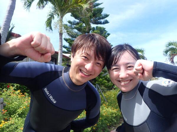 7月10日 宮古島!体験ダイビング日記!