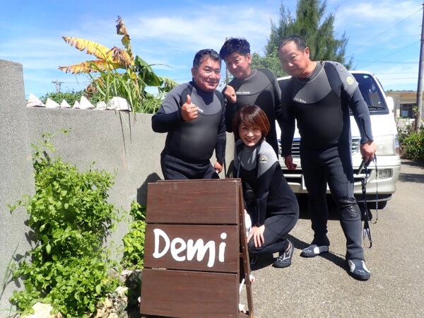 7月11日 宮古島!体験ダイビング日記!