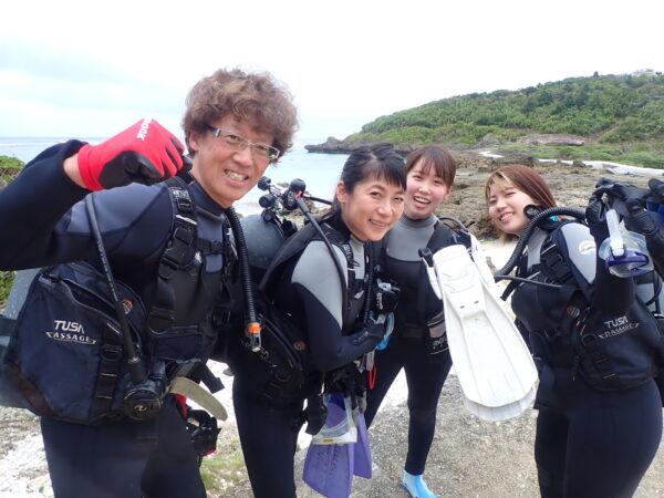 7月27日 宮古島!体験ダイビング日記!