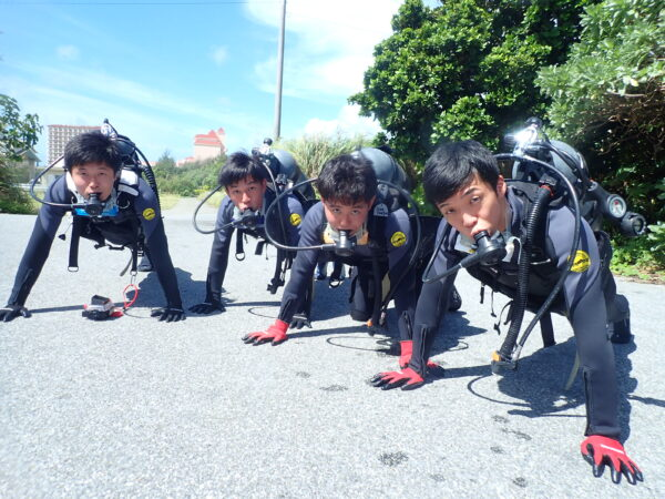 10月14日 宮古島!体験ダイビング日記!